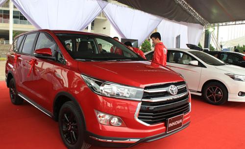 Toyota Cham