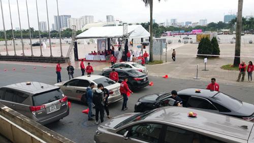 Chạm- thử- tin các mẫu xe Toyota