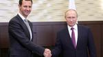 Hai ông Putin và Assad nói gì với nhau ở Sochi?