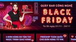 Black Friday rầm rập khuyến mại, chờ Ngọc Trinh giao hàng