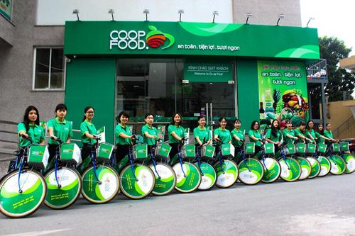 Thêm chuỗi cửa hàng chuyên thực phẩm sạch ở Hà Nội