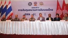 Scandal bán độ rúng động làng bóng đá Thái Lan