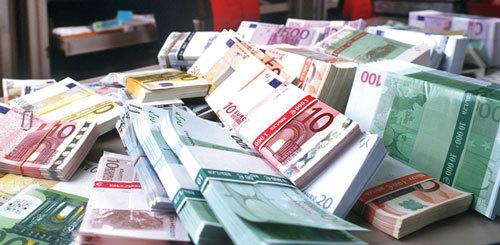 Tỷ giá ngoại tệ ngày 22/11: Châu Âu biến động, USD treo cao