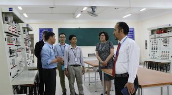 Thêm một trường đạt chuẩn chất lượng mạng lưới các trường Đông Nam Á