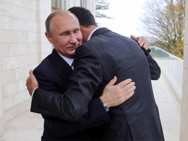 Bức ảnh nói lên toàn bộ sự tham chiến của Nga ở Syria