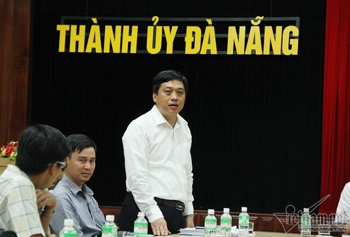 Thành ủy Đà Nẵng,nhân sự Đà Nẵng,Đào Tấn Bằng,bổ nhiệm