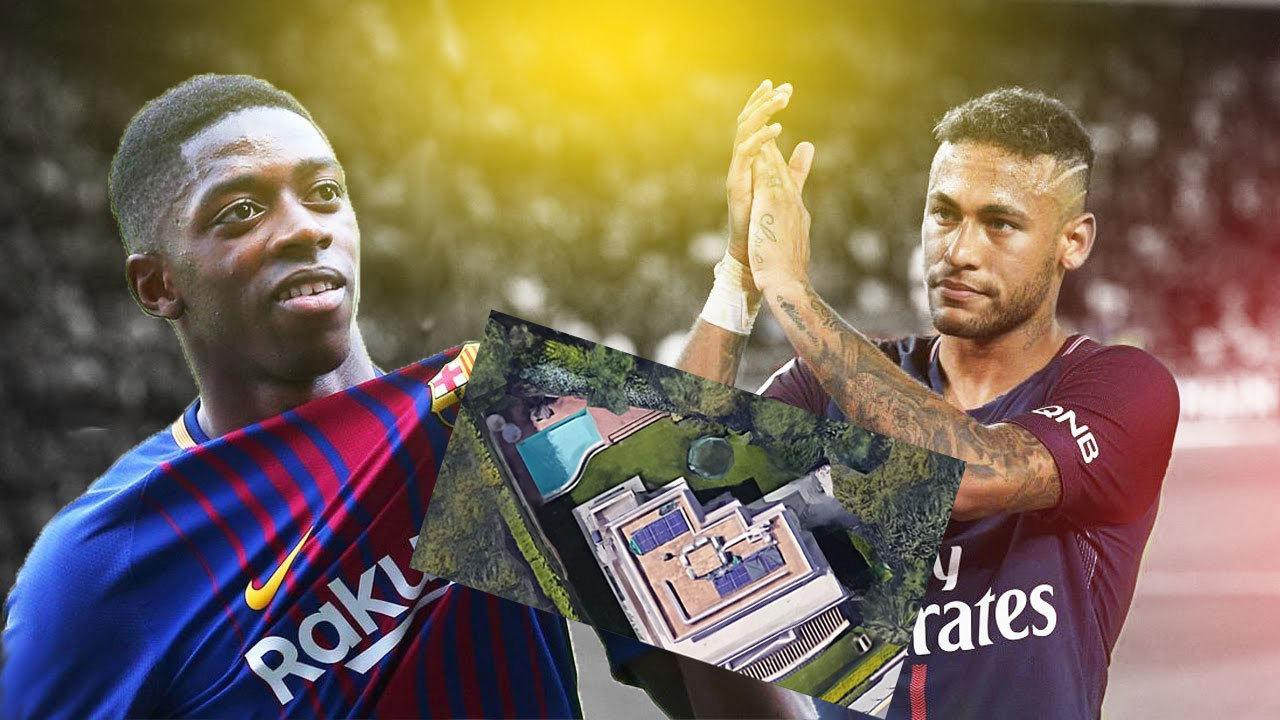 Sao trẻ Barca thuê nhà cạnh Neymar, 400 triệu mỗi tháng