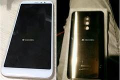 Smartphone màn hình vô cực đầu tiên của Meizu lộ diện