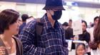 Tài tử 'Giày thủy tinh' So Ji Sub đeo khẩu trang kín mít đến Sài Gòn