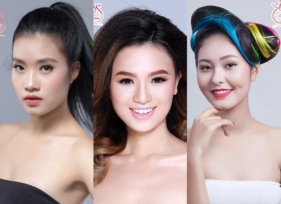 Lộ diện 21 người đẹp xuất sắc nhất Miss Photo 2017
