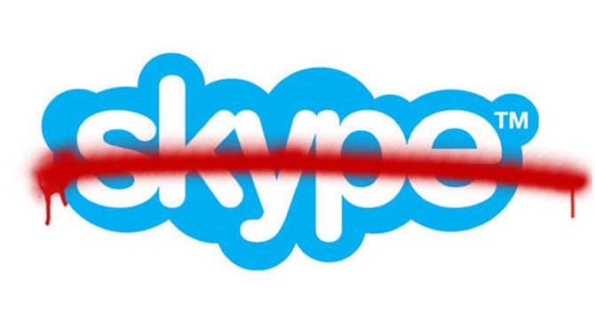 Skype,Apple,Microsoft,an ninh mạng