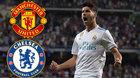 Chelsea phá MU, Real Madrid tậu De Bruyne