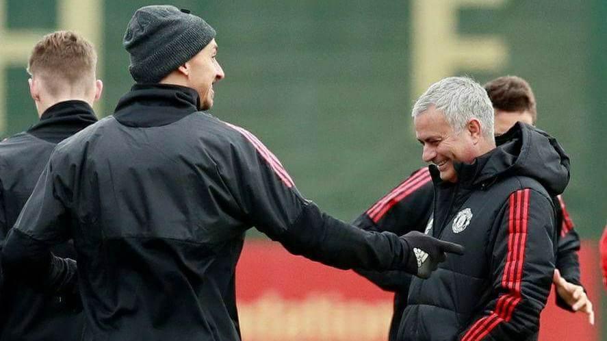 MU có Ibrahimovic trên sân: Lâu lắm Mourinho mới lại thế này!