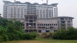 Bệnh viện 7 năm dở dang, cạn tiền xin thêm gần 800 tỷ