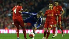 Lịch thi đấu, kết quả bóng đá Ngoại hạng Anh vòng 13