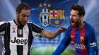 Juventus 0-0 Barca: Messi dự bị (H1)