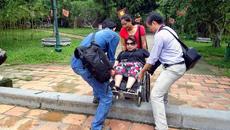Gỡ rào cản cho người khuyết tật khi đi du lịch