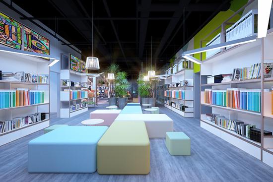 Thành phố sách rộng hơn 10.000m2 sắp có mặt ở TP.HCM