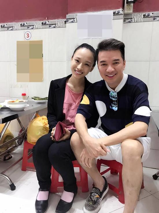 Sự thật chuyện Đàm Vĩnh Hưng hẹn hò với hoa hậu Phương Nga