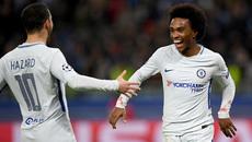 Trọng tài tiếp tay, Chelsea đoạt ngay vé vào vòng knock-out