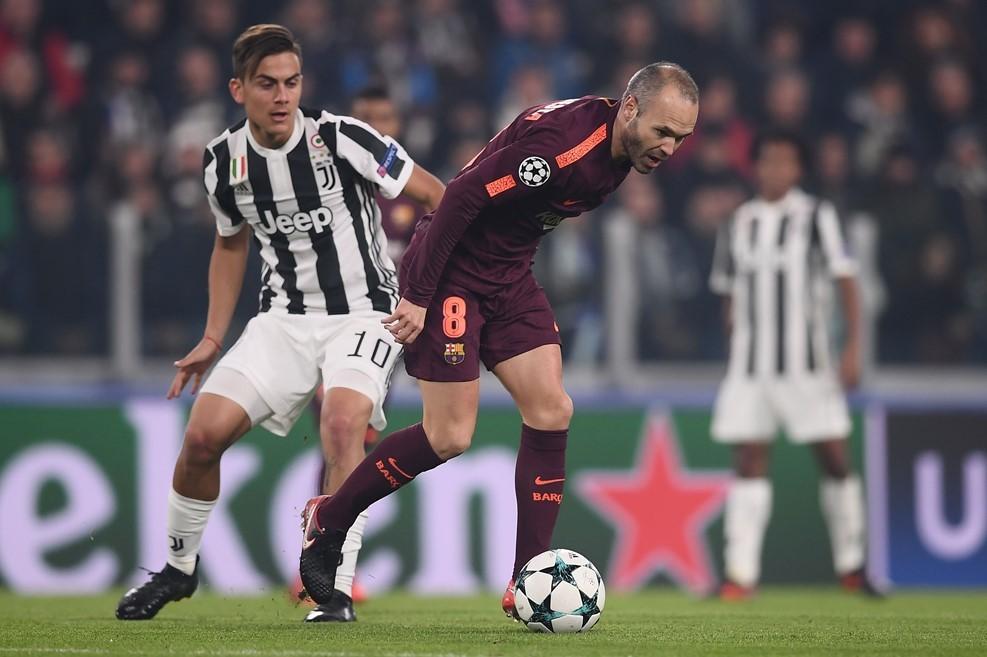 Messi im tiếng, Barca cưa điểm với Juventus