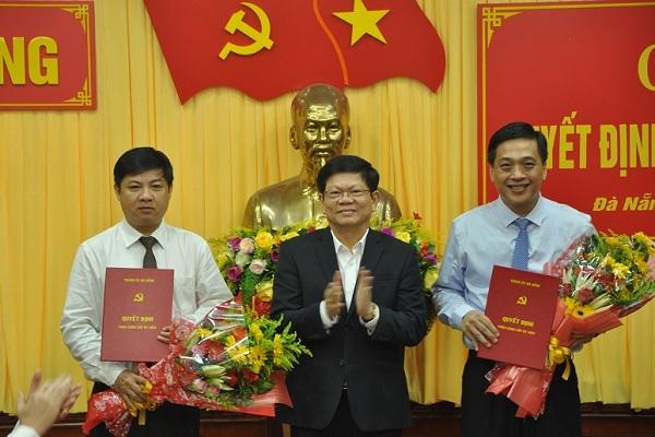 Thành ủy Đà Nẵng,nhân sự Đà Nẵng,điều động,bổ nhiệm