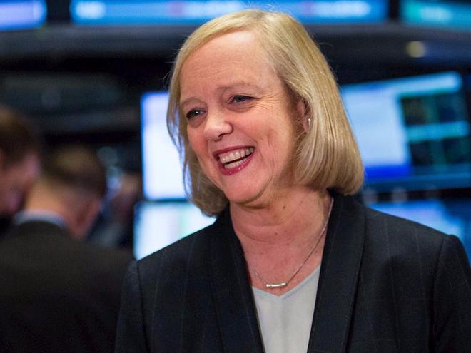 CEO HP bất ngờ thông báo từ chức