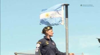 'Nữ hoàng biển cả' mất tích cùng tàu ngầm Argentina