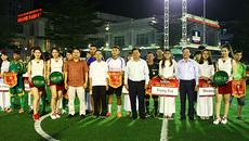 Giải bóng đá Cup Bia Sài Gòn 2017 'đốt nóng' Bình Dương