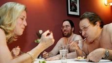 Nhà hàng khỏa thân ở Paris