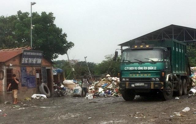 Bãi rác,TP.HCM,Ô nhiễm môi trường