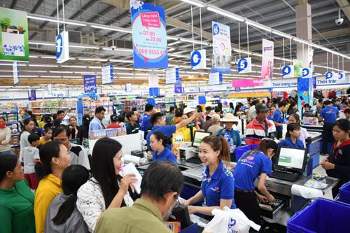 Kon Tum sắp khai trương siêu thị Co.opmart đầu tiên