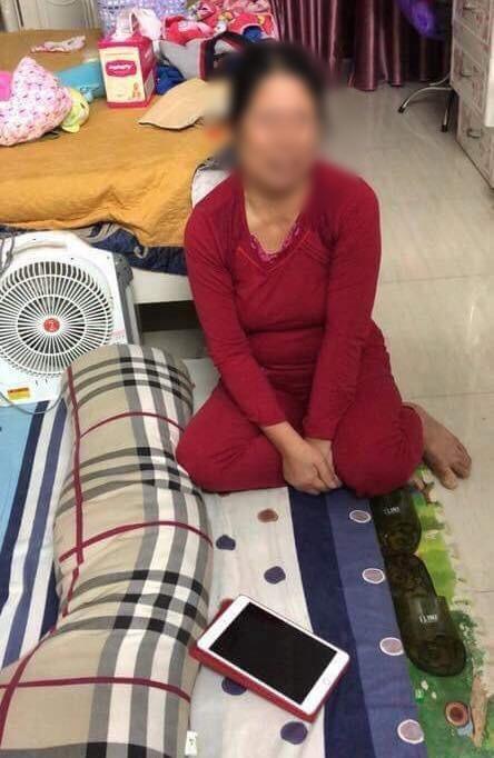 Bà nội tiết lộ vụ bé hơn 1 tháng tuổi bị giúp việc bạo hành