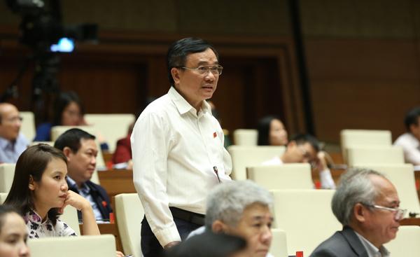 luật tố cáo,tố cáo,Lê Minh Khái,tham nhũng,cán bộ về hưu,Mai Sỹ Diến
