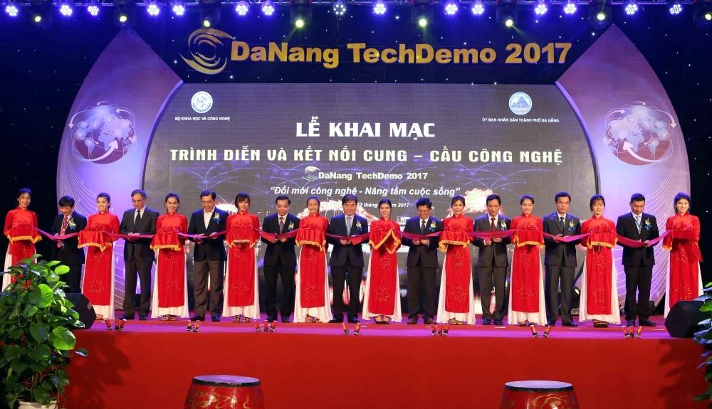 khoa học công nghệ,techdemo 2017
