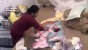 Bắt nữ giúp việc hành hạ bé gái hơn 1 tháng tuổi ở Hà Nam
