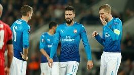 Arsenal thua đau đội bóng tệ nhất Bundesliga