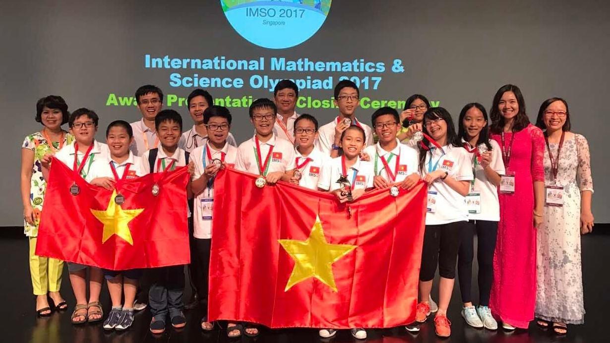 thi toán quốc tế,cuộc thi toán quốc tế,Olympic toán học