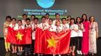 Việt Nam giành nhiều huy chương tại kỳ thi Olympic Toán và Khoa học quốc tế
