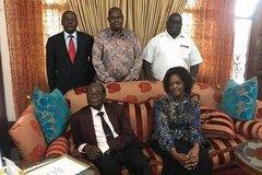 Hình ảnh mới về cựu Đệ nhất phu nhân Zimbabwe