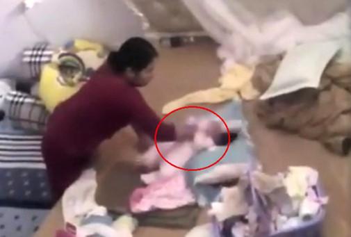 Mẹ bé bị bạo hành: 'Chồng bà giúp việc đến xin lỗi chúng tôi'
