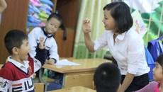 """""""Luật Giáo dục mới cần tạo ra cơ chế để nâng cao năng lực, đời sống người thầy"""""""
