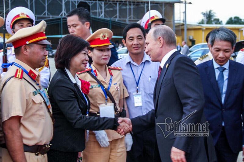 Putin,Tổng thống Putin,Nga,APEC 2017,Đà Nẵng,Hồ Đắc Minh Nguyệt