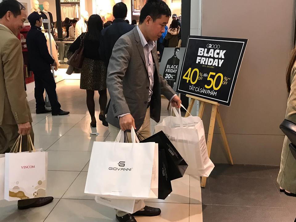 Black Friday,Black Friday 2017,mua sắm,giảm giá,khuyến mãi