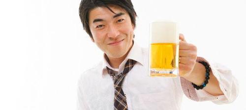 Cách người Nhật hỗ trợ điều trị rối loạn tiêu hoá do uống rượu bia