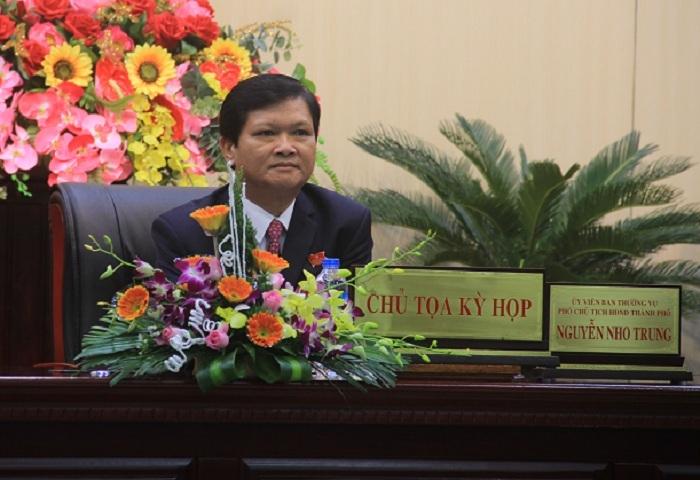 Nhân sự Đà Nẵng,Nguyễn Xuân Anh,bãi nhiệm,Nguyễn Nho Trung