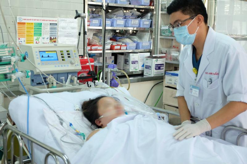 tiền sản giật,sản phụ,bệnh viện Hùng Vương