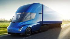Xe tải chạy điện giá 150.000 USD, đi 500 cây mỗi lần sạc