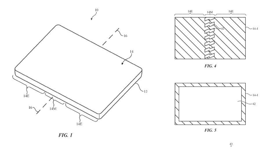 Apple xin cấp bằng sáng chế màn hình iPhone gập đôi như sách
