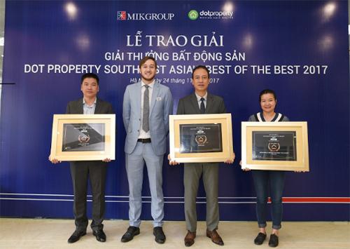 MIKGroup- Đơn vị phát triển BĐS sáng tạo nhất Đông Nam Á